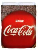 Drink Coca-cola Duvet Cover