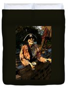 Drink To Death Duvet Cover