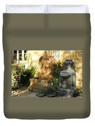 Drinking Fountains For Sale - Broadway Duvet Cover