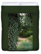 Drip Dry Duvet Cover