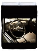 Driver's Seat Duvet Cover