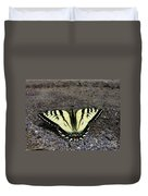 Driveway Butterfly Duvet Cover