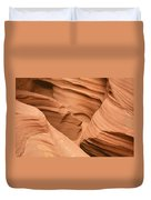 Drowning In The Sand - Antelope Canyon Az Duvet Cover