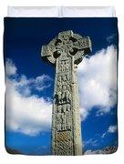 Drumcliffe, County Sligo, Ireland High Duvet Cover