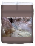 Dry Creek Bed 3 Duvet Cover