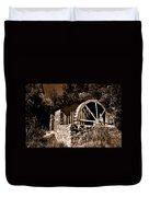 Dry Mill Duvet Cover