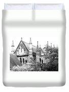 Dublin Church Duvet Cover