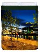 Dublin, Co Dublin, Ireland Custom House Duvet Cover