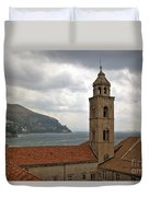 Dubrovnik View 3 Duvet Cover