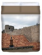Dubrovnik View 4 Duvet Cover