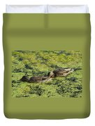 Duck Dinner Duvet Cover