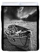Dungeness Decay Duvet Cover