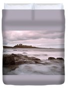 Dunstanburgh Castle IIi Duvet Cover