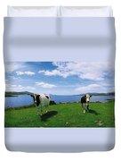 Durrus, Sheeps Head, Co Cork, Ireland Duvet Cover