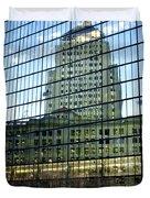 Dusk Reflections Duvet Cover