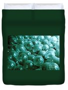 Dusty Light Bulbs Duvet Cover