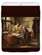 Dutch Merchants Duvet Cover