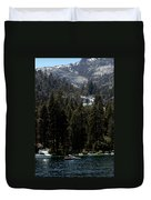 Eagle Falls Emerald Bay Duvet Cover