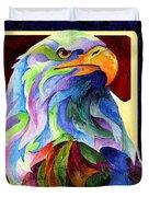 Eagle Spirit Duvet Cover