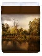 Eagle's Rest Duvet Cover
