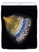 Early History Of The Universe Duvet Cover by Henning Dalhoff and SPL and Photo Researchers