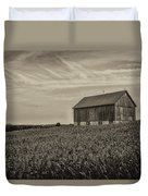 Ears In The Field Duvet Cover