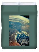 Earth Duvet Cover