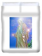 Easter Miracle Duvet Cover