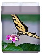 Eastern Tiger Swallowtail 5 Duvet Cover