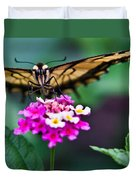 Eastern Tiger Swallowtail 7 Duvet Cover