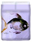 Echo Fish Fourteen Duvet Cover
