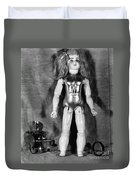 Edison: Talking Doll, C1890 Duvet Cover