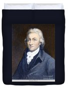 Edmund Cartwright Duvet Cover