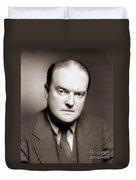 Edmund Wilson (1895-1972) Duvet Cover