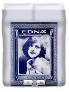 Edna Duvet Cover