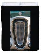 Edsel Grille Duvet Cover