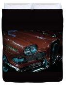 Edsel Duvet Cover