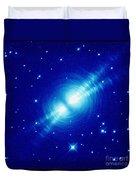 Egg Nebula, Crl2688 Duvet Cover