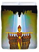 Egyptian Princess Duvet Cover