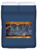 Egyption Night Sky Duvet Cover