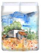El Alcornocal 04 Duvet Cover