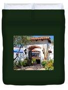 El Chorro Lodge Duvet Cover