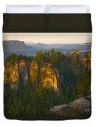 Elbe Sandstone Highlands Duvet Cover