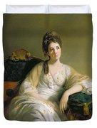 Eleanor Francis Grant - Of Arndilly Duvet Cover