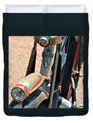 Electra Bicycle II Duvet Cover