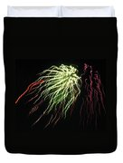 Electric Jellyfish Duvet Cover