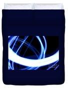 Electric Swirl Duvet Cover