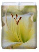 Elegant Beauty 2 Duvet Cover