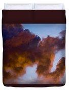 Elephant Cloud Duvet Cover