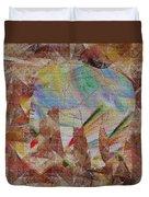 Elephant II Duvet Cover